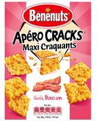 Apérocracks Maxi Craquants Bacon