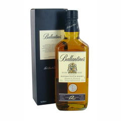 Scotch whisky blended, 12 ans d'age