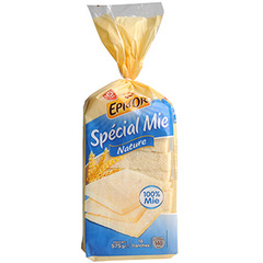 Pain de mie nature Epi d'Or 500g