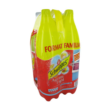 Soda Schweppes Agrum' Light 4x1.5l