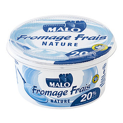 St Malo fromage frais 500g