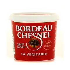 Rillettes du Mans pur porc BORDEAU CHESNEL, pot 110g