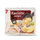 Fromage a Raclette Nature - 32 tranches 4-6 personnes.