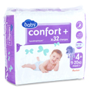 Auchan baby confort + single maxi + change 9/20kg x32 taille 4