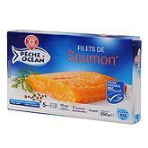 Filets de saumon Peche Ocean MSC 2x125g