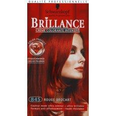 Brillance coloration rouge brocart n°845