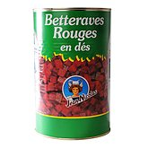 Betteraves rouges en dés 2.655kg