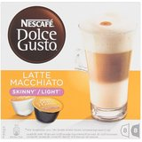 Nescafé Dolce Gusto Skinny Latte Machiato 16 Capsules, 8 servings (Pack of 3, Total 48 Capsules, 24 servings)