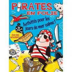 Activites en folie- Pirates