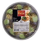 Escal escargot lucorum x12 -200g