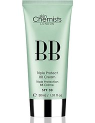 skinChemists BB Crème Triple Protection SPF 30 Light 30 ml