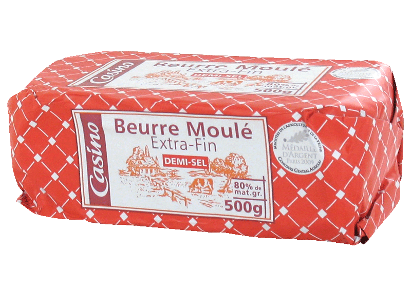 Beurre moule Extra-Fin