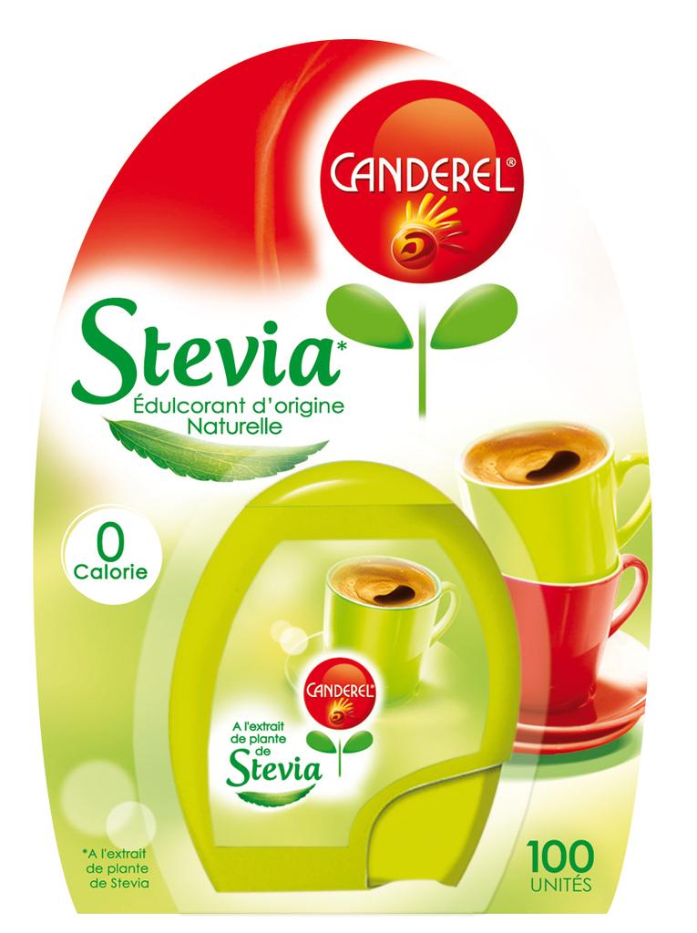 CANDEREL Green, boite de 100 comprimes