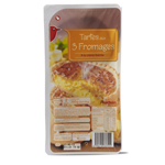 Auchan tarte 3 fromages 260g