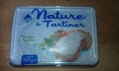 Fromage nature, à tartiner 200g