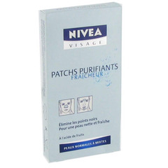Nivea Visage patchs purifiants x6