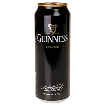 Guinness canette 50cl