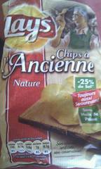Chips Lays sel 145 g