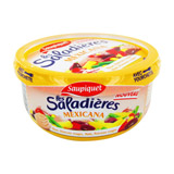 Saupiquet saladières snacking mexicana 220g