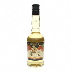 Creme peches Auguste Muniot 15%vol 50cl