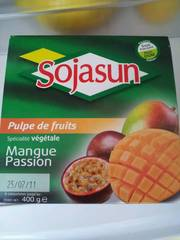Yaourt Sojasun Mangue Passion