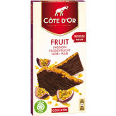 Côte D'or Fruit Fruits De La Passion 130g