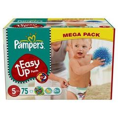 Couches Easy Up 12-18 kg Pampers