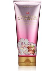 Victoria's Secret Strawberries & Champagne Crème pour Main/Corps