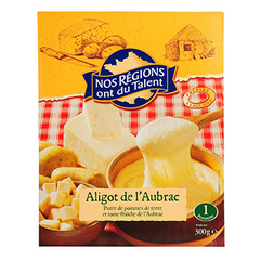Aligot de l'Aubrac Nos Regions ont du Talent 300g