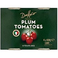 Don Mario Plum Tomatoes (4x400g) - Paquet de 6