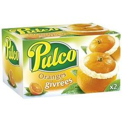 Pulco orange givre x2 -240ml