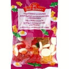 Assortiment de gelifies, Le sachet 300G