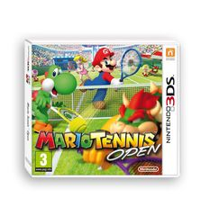 Jeu NINTENDO 3DS Mario tennis Open
