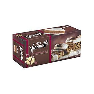 Viennetta double chocolat 650ml