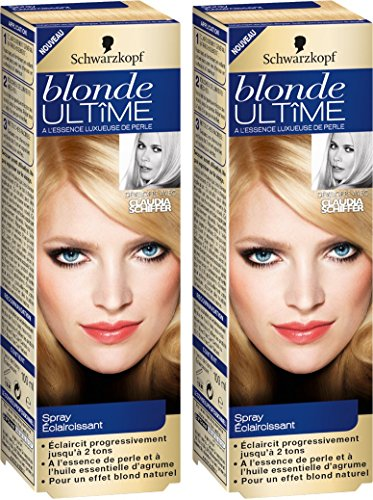Blond ultime spray eclaircissant 100ml