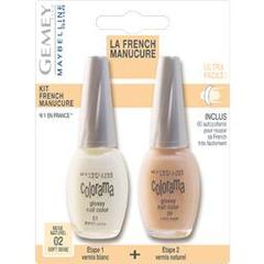 Gemey Maybelline Colorshow Kit French Manucure