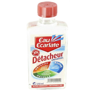 Detachant a sec universel EAU ECARLATE,2 50ml