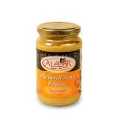 Moutarde douce Alsace 380g