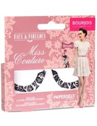 Bourjois Faux and Fabulous Faux cils Miss Couture