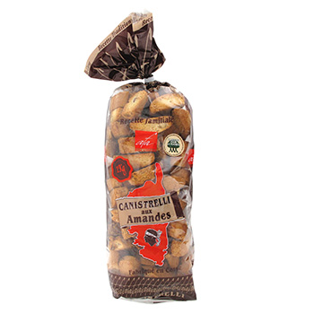 Biscuits canistrelli aux amandes tous les produits biscuits g teaux prixing - Carbonate de sodium danger ...