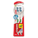 Colgate brosse à dents 360 maxwhite expert medium x2