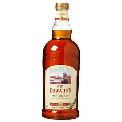 Sir Edward's scotch whisky 40° -2l