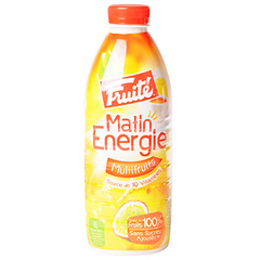 Jus de fruits Fruite energie multifruits