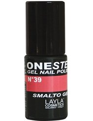Layla Cosmetics Milano Vernis à Ongles One Step Gel Mademoiselle 5 ml