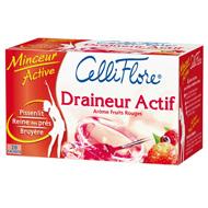 Infusions draineur actif celliflore, 30g - Tous les