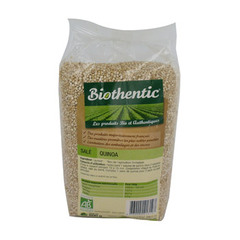 QUINOA BIO BIOTHENTIC 500G