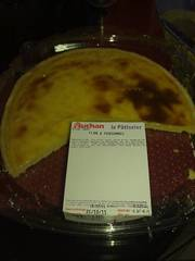 flan 6 personnes -520g