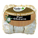 Tomme dauphine chèvre 180g