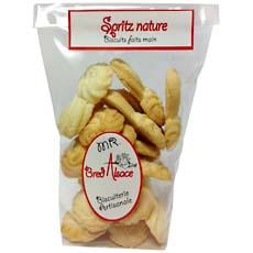 Spritz nature MR BREDALSACE, 150g