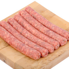Chipolata fines Herbes X6 Charcuteries du Don